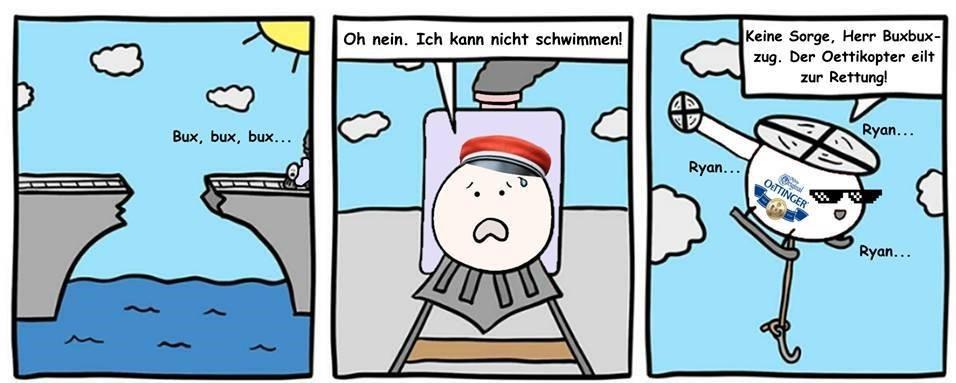 Bux Bux Zug und Oettikopter (2)